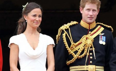 Nouă idilă în familia regală: Pippa Middleton şi Prinţul Harry s-au întâlnit în secret