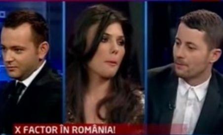 Sinteza Zilei: Prezentatorii şi membrii juriului X Factor, din culisele show-ului