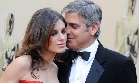Aviz amatoarelor: George Clooney s-a despărţit de Elisabetta Canalis