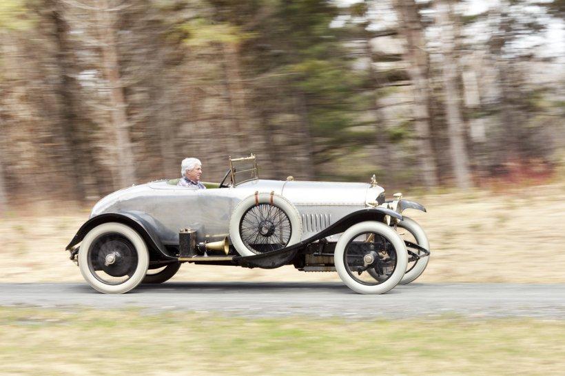 Primul Bentley pentru public, fabricat în 1921, va fi scos la licitaţie