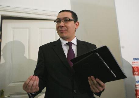 Victor Ponta: Eu mă bucur că mă controlează Blejnar, dar pe Blejnar nu îl controlează nimeni