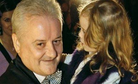 Irinel Columbeanu a primit custodia fiicei lui: Monica va plăti o pensie alimentară de 1.000 de lei