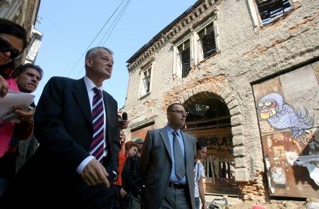 Primăria Capitalei intenţionează să reabiliteze faţadele degradate ale clădirilor de patrimoniu