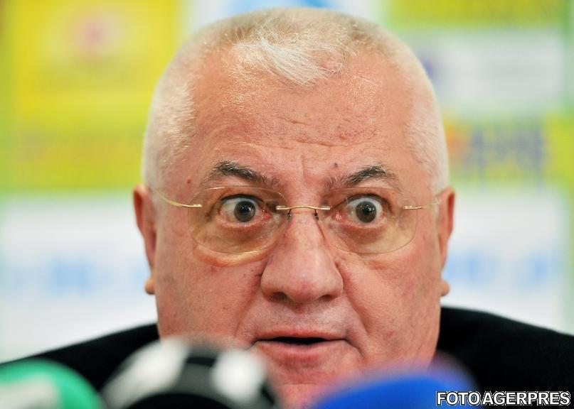 """Dragomir îl acuză pe Becali: """"Mi-a cerut şpagă"""""""