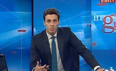 Mircea Badea: Părerea mea este că ruşii scheaună şi fug când îl văd pe Băsescu