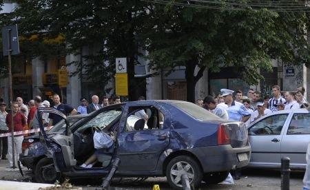 Şoferul care a ucis trei oameni în accidentul de pe bulevardul Magheru din Capitală, trimis în judecată