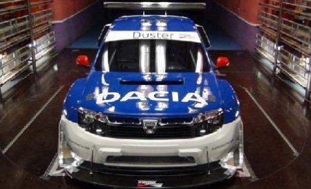 Dacia Duster, locul trei la cursa Pikes Peak, una dintre cele mai dure din lume