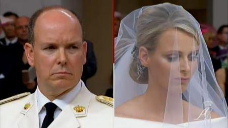 """Nuntă regală în Monaco: Prinţul Albert şi Principesa Charlene au spus """"Da"""""""