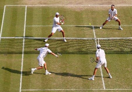 Wimbledon 2011: Tecău şi Lindstedt au pierdut finala în faţa fraţilor Bryan