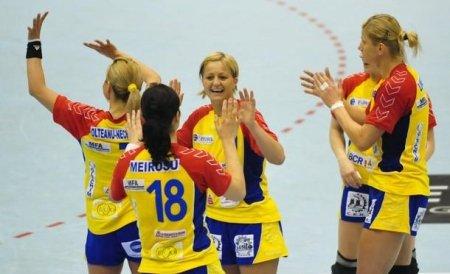 CM de handbal feminin: România, în grupă cu Franţa, Brazilia, Tunisia, Cuba şi Japonia