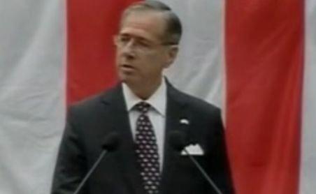 Ambasadorul SUA în România: Geoană este cel mai bun prieten al Statelor Unite