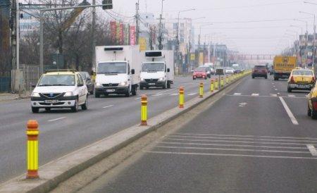 Lucrările la autostrada Bucureşti - Braşov restricţionează traficul pe DN 1. Vezi zonele vizate