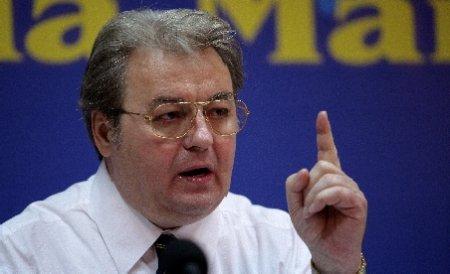 Corneliu Vadim Tudor, acuzat că a falsificat semnătura unui fost asistent