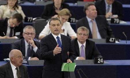 Noua Constituţie a Ungariei, criticată de către Parlamentul European