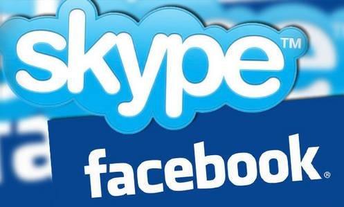 Facebook va introduce un serviciu de videoconferinţă, în colaborare cu Skype