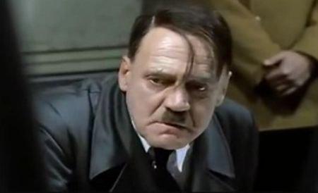 Hitler, supărat pe elevii care au dat bacalaureatul: Nu i-aş lăsa să-mi spele nici maşina