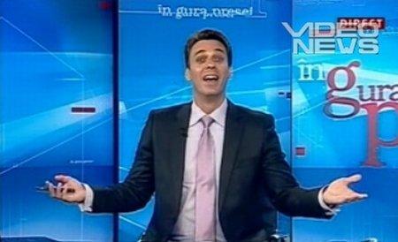 """Mircea Badea şi bancul cu """"Ion, Maria şi Antonio Banderas"""""""
