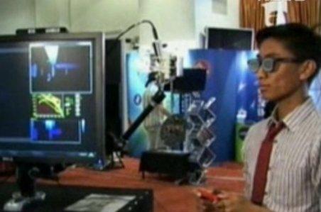 Ochelarii bionici, un antidot pentru orbire