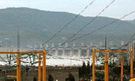 Producţia de energie din hidrocentrale a crescut cu 3% în 2011