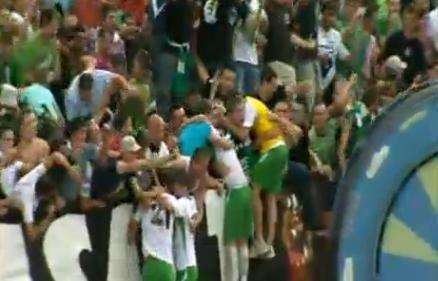 Voinţa Sibiu a promovat în Liga I, după 2-0 cu Săgeata Năvodari