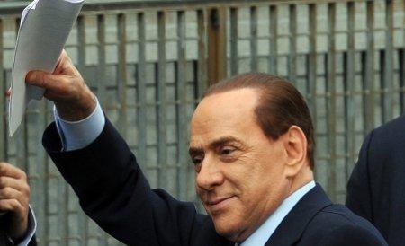 Berlusconi: Dacă aş putea, m-aş retrage acum. Nu voi mai candida la următoarele alegeri