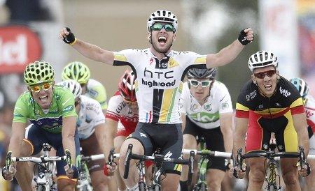 Mark Cavendish a câştigat etapa a şaptea a Turul Franţei
