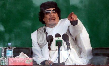 Muammar Gaddafi: Renunţ la putere dacă fiul meu va putea participa la alegeri