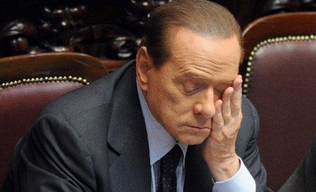 Noi probleme pentru Berlusconi: O actriţă porno l-a acuzat pentru agresiune şi tentativă de mită