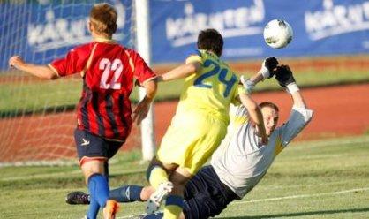 Steaua, Dinamo şi Rapid s-au impus în meciurile amicale jucate vineri
