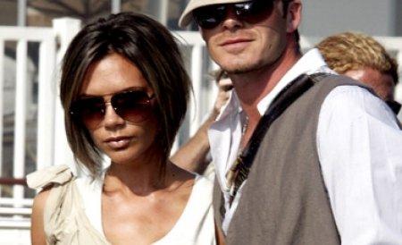 David Beckham, tată pentru a patra oară. Victoria a născut o fetiţă