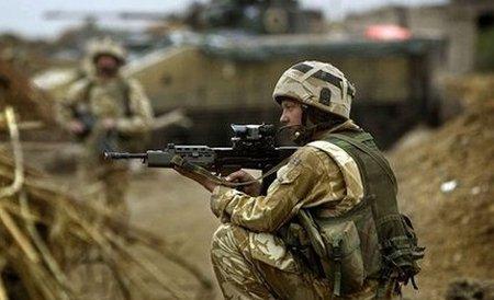 Trei militari NATO au murit în Afganistan