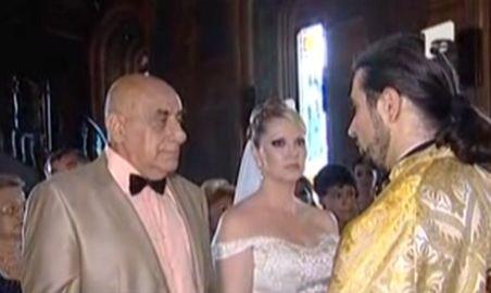 Viorel şi Oana Lis s-au căsătorit duminică