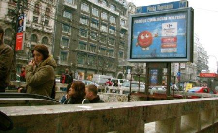 Bucureşti. Încep lucrările la pasajul din Piaţa Romană, în august