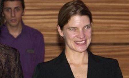 Cristina Verona a fost înmormântată alături de mama ei