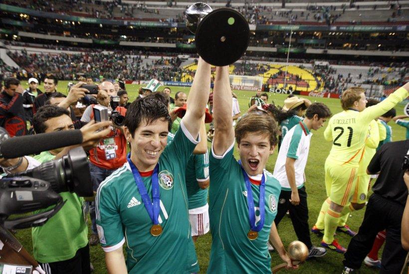 """Mexic a câştigat Cupa Mondială la fotbal, la juniori """"Under-17"""""""