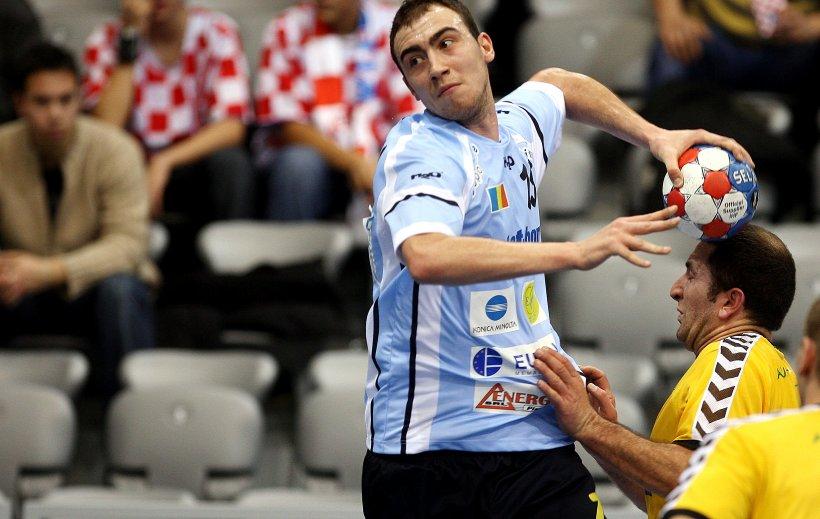 Valentin Ghionea va evolua în sezonul viitor la HCM Constanţa