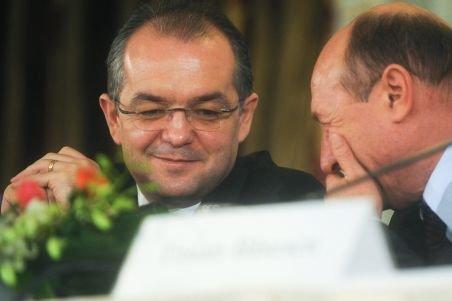 Boc, chemat de Băsescu la Cotroceni. Absorbţia fondurilor UE, posibilă temă de discuţie