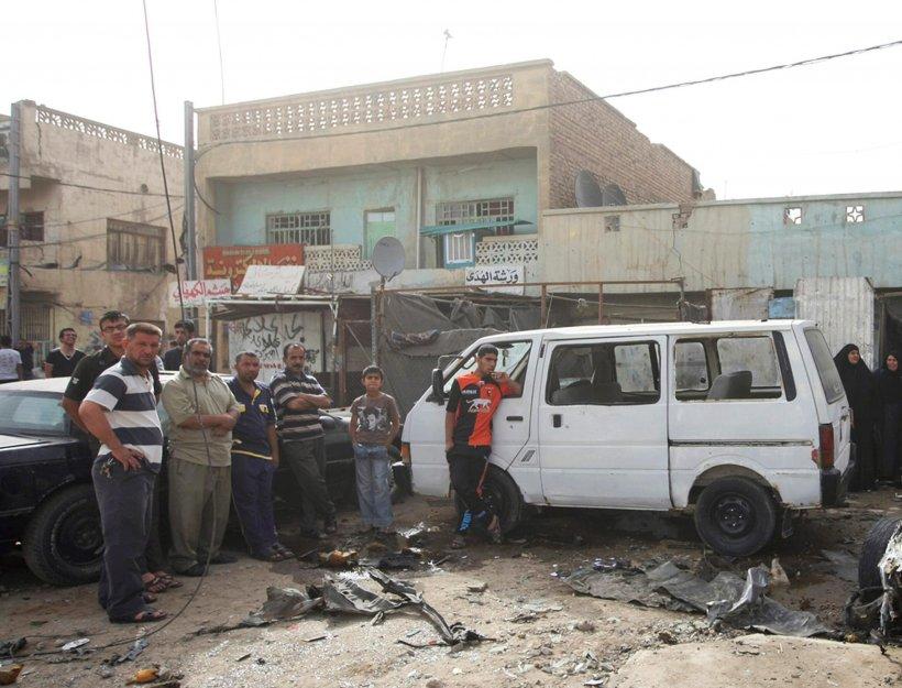 Irak. Sute de oameni intoxicaţi cu clor, din cauza unei defecţiuni la o uzină de purificare a apei