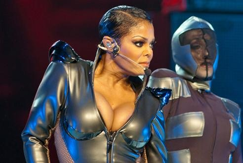 Janet Jackson a câştigat peste 12.500 de euro pe minut, pentru un concert susţinut la o petrecere privată
