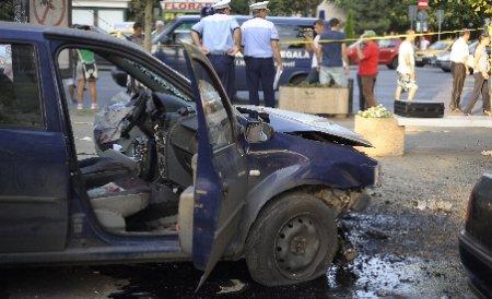 Infotrafic. 4 morţi şi 15 răniţi, în urma accidentelor rutiere din ultimele 24 de ore