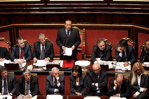 Senatul italian a votat pentru adoptarea unui plan de austeritate