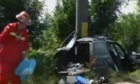 Accident grav între Baia Mare şi Satu Mare. O femeie a murit şi doi copii au fost grav răniţi