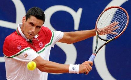 După ce l-a învins pe Monfils, Hănescu a fost eliminat de un jucător de pe locul 287 ATP