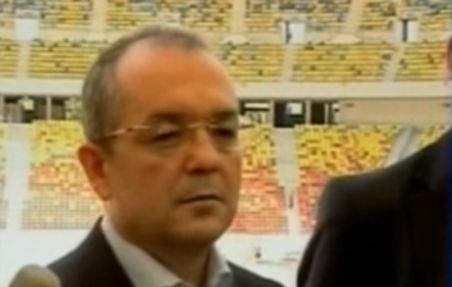 Emil Boc, despre Naţional Arena: Este o mândrie pentru fiecare bucureştean şi pentru fiecare român
