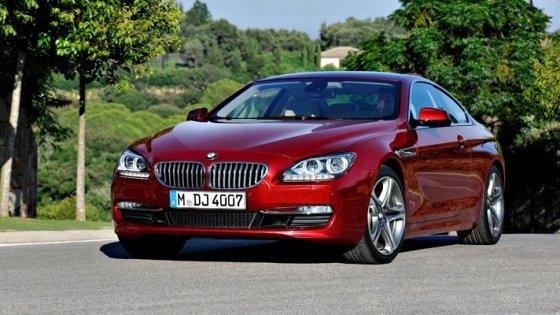 Primul contact: BMW Seria 6 Coupe