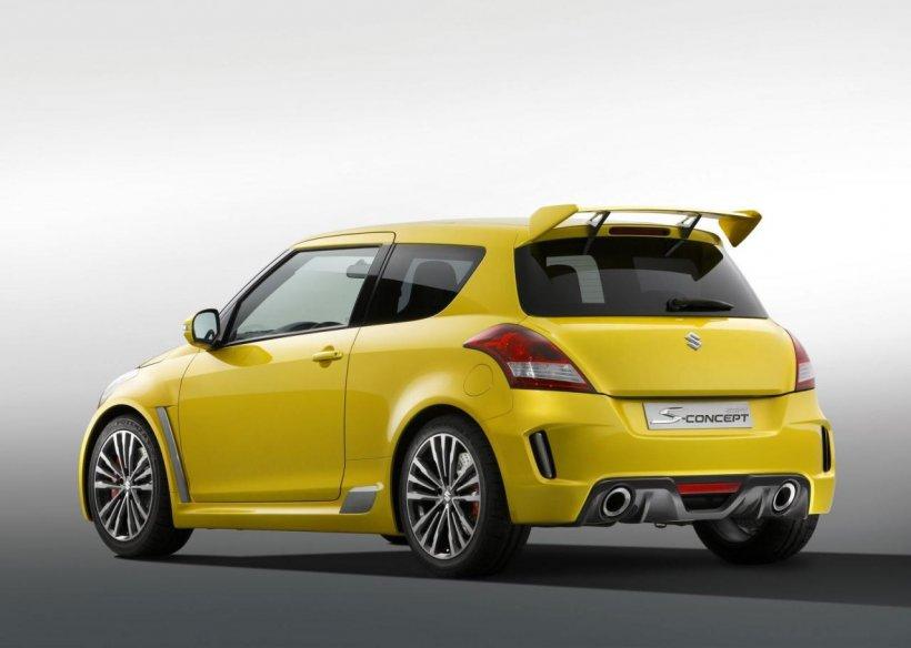 Suzuki Swift Sport, confirmat pentru începutul lui 2012