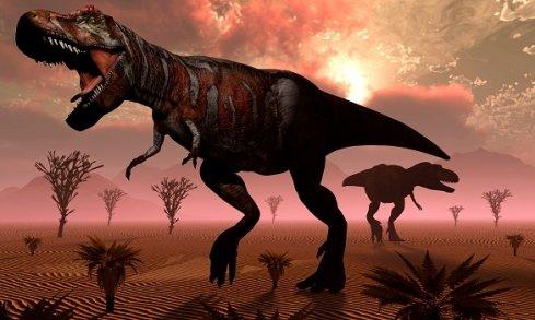 Noi probe care susţin că dinozaurii au dispărut în urma unui eveniment de proporţii apocaliptice