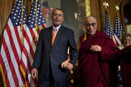 Preşedintele Obama se va întâlni cu Dalai Lama, în ciuda protestelor din partea Chinei
