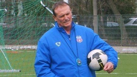 Fostul mare jucător al Stelei şi al echipei naţionale Ştefan Sameş a murit la 60 de ani