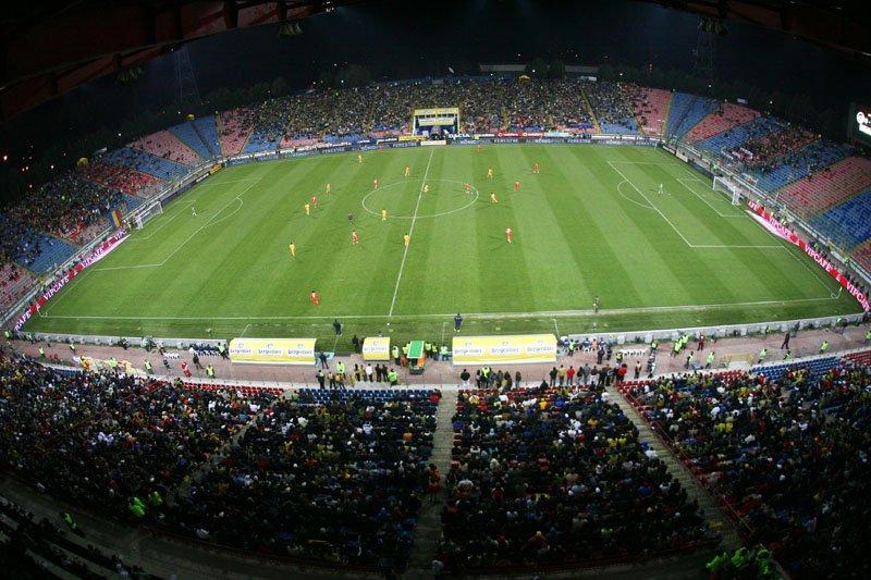 Stadioanele din Bucureşti ar putea deveni locaţii pentru concerte